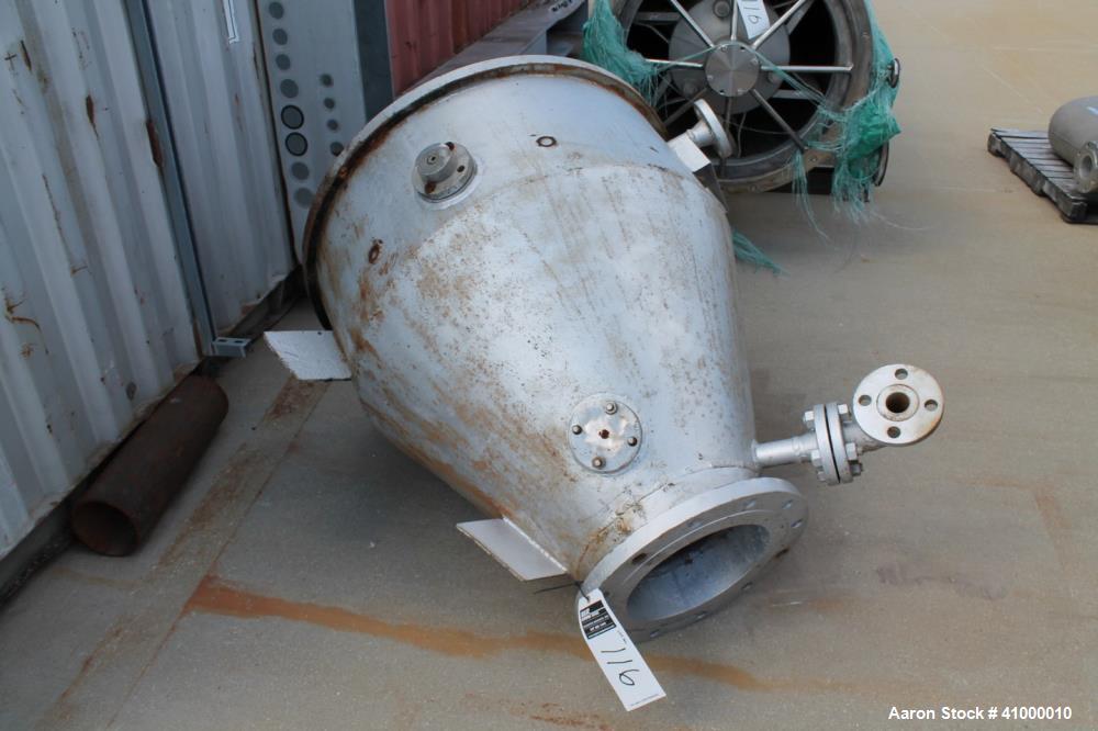 Used- Luwa Thin/ Wipe Film Evaporator
