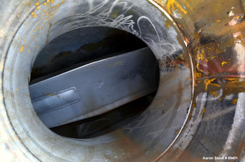 Used- Luwa Thin Film Evaporator, Model NL3-300/2200/HT