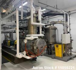 Used- High Temperature/High Vacuum Distillation System