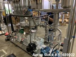 Unused- Chemtech Wiped Film Distillation Unit