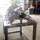 Used- Artisan 1 Square Foot Rototherm Thin Film Evaporator