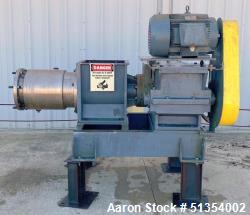 "Used- The Bonnot Co. 12"" Extruder"