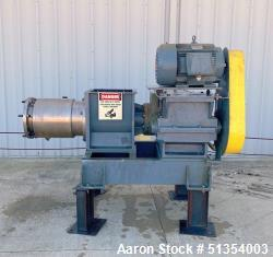 """Used- The Bonnot Co. 12"""" Extruder."""