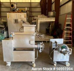Used- Fritz Extruder with Netzsch Fat / Butter Pump