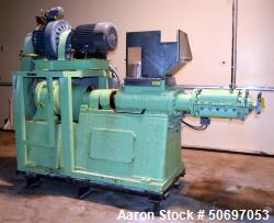 Used- Bonnot Extruder