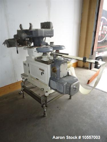 Used- Rheon Encrusting Machine,  Model 207S