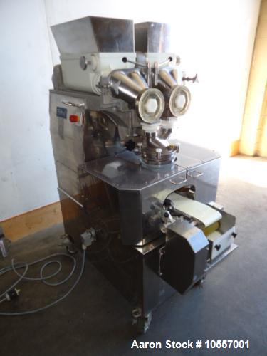 Used- Rheon Encrusting Machine, Model Cornucopia KN200