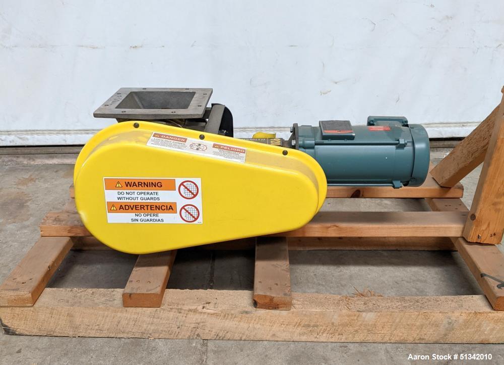 Unused- Meyer Rotary Airlock, Model 8 X 8 H D X F D R
