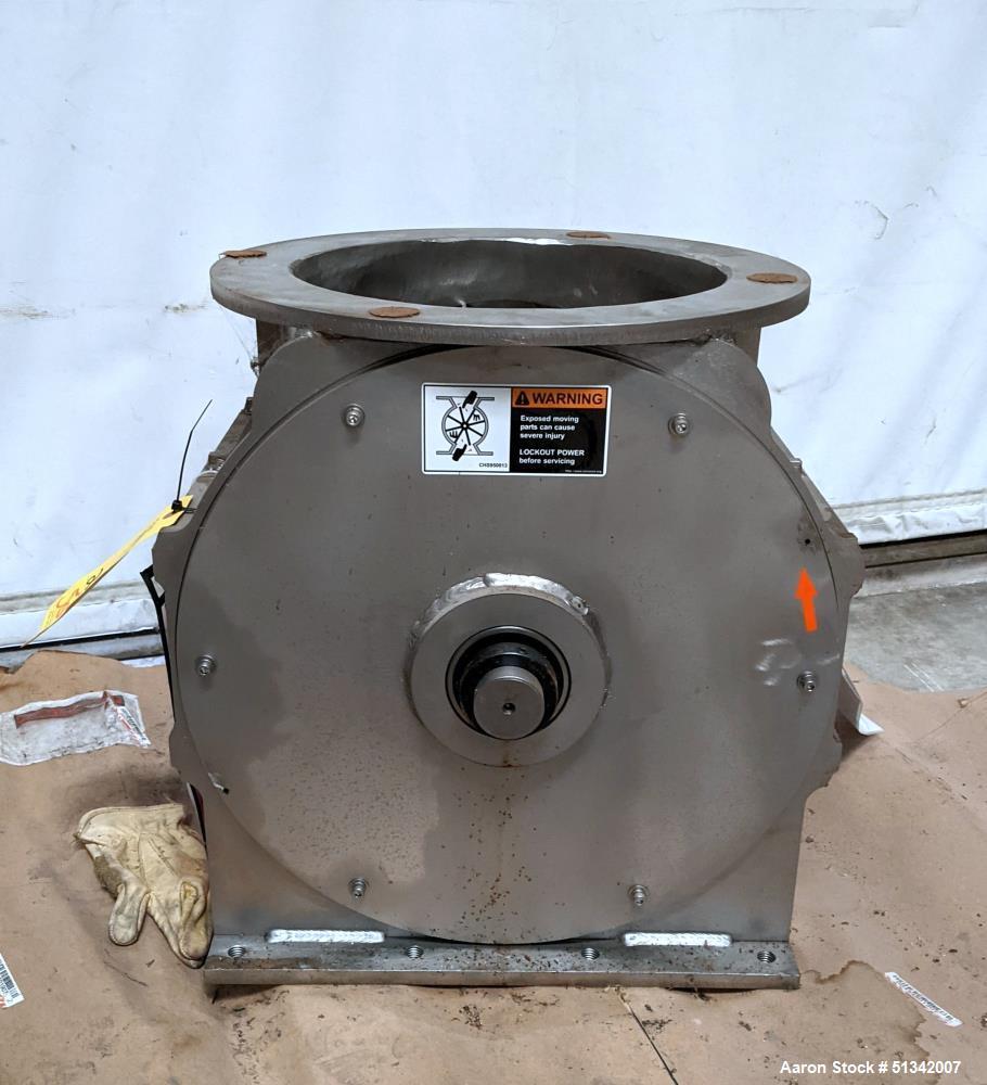 Unused- RAS Rotary Airlock(Body Only), Model RV-1525