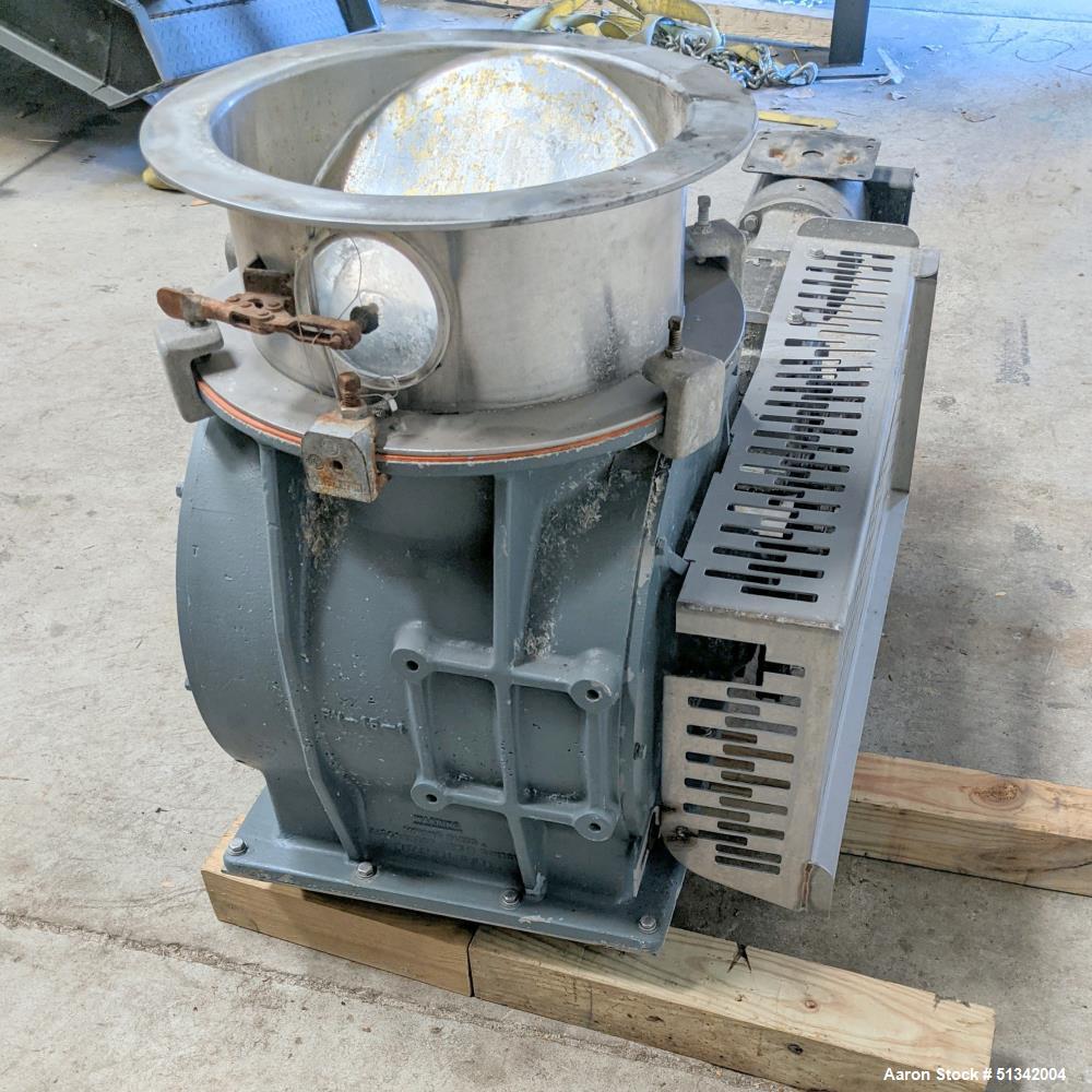 "RAS / Semco Rotary Air Lock, Model RV-15, 18"" Diameter"