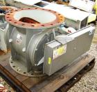"Unused-20"" Diameter Rotolock Rotary Valve, Carbon Steel, Size 50RVCCMAIB. 2 hp Worldwide electric motor, 1750 rpm, 230/460 v..."