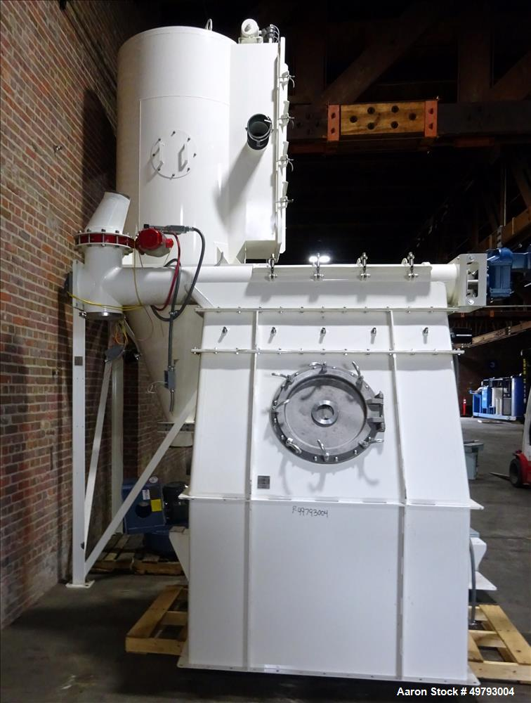 Used- HAF Equipment Feeder/Dust Collection System