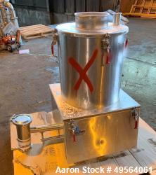 Used- Accu-Rate dry material feeder.