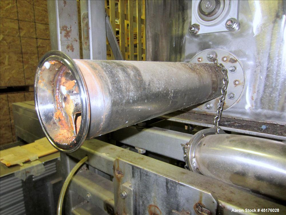 Used- Taylor Products Volumetric Feeder