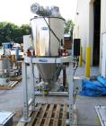 Used-K-Tron Loss-In-Weight Twin Screw Feeder, model K2-ML-T35. 1