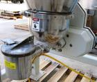 "Used-K-Tron Loss-In-Weight Twin Screw Feeder, model K2-ML-T35. 1"" diameter twin concave profile screws. Stainless steel mate..."