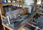 Used- MetalFab Volumetric Screw Feeder, Model DB1-4