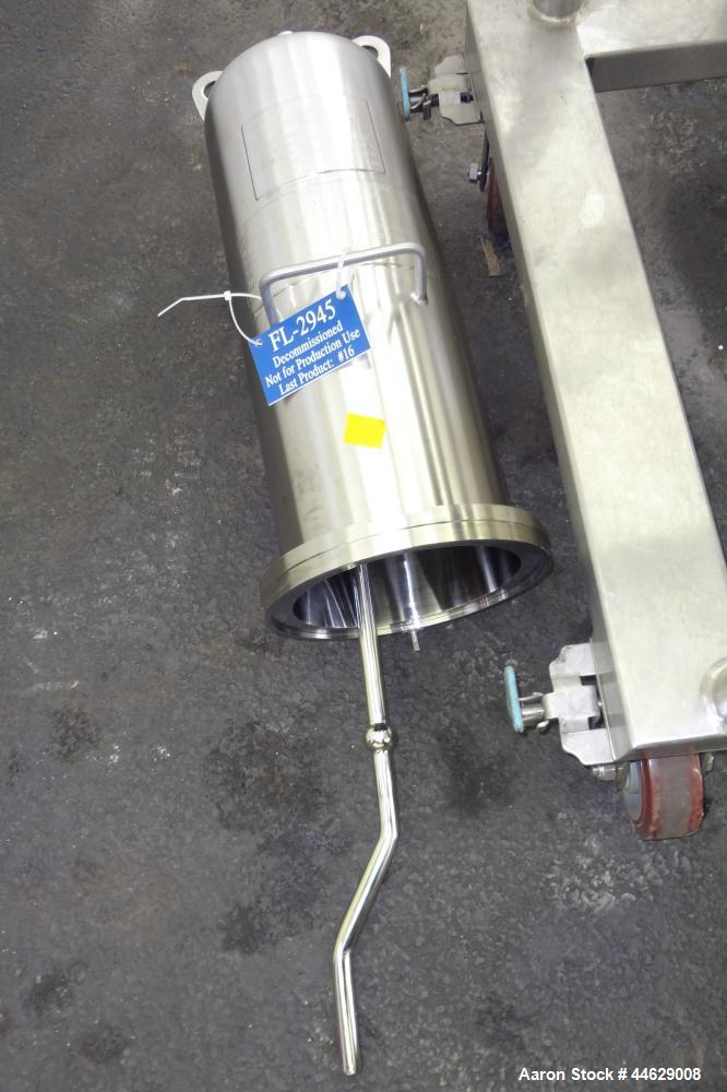 Used- Allegheny Bradford Opti-Clean Dual Filter System