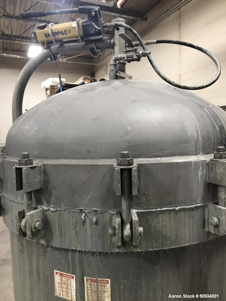 Used- FSI / Filter Specialists Inc, Bag Filter