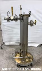 Used- Rosedale Filtration Products Model 8 Basket Strainer