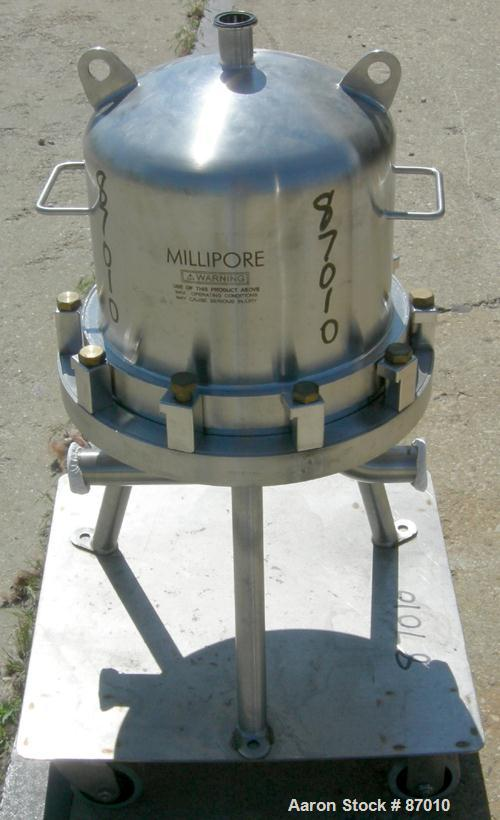 Used- Millipore Cartridge Filter, Model 12RX1H