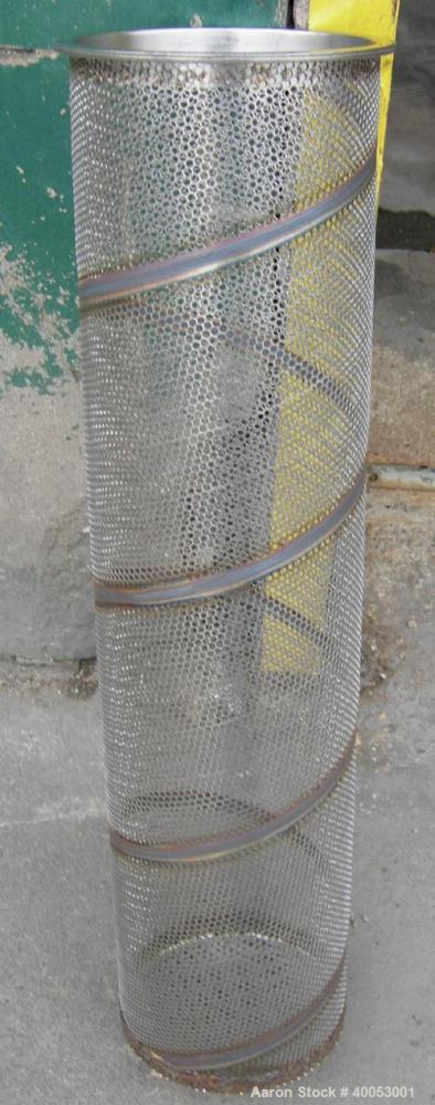 Stainless Steel Ronningen Petter Products Mesh Basket Filter