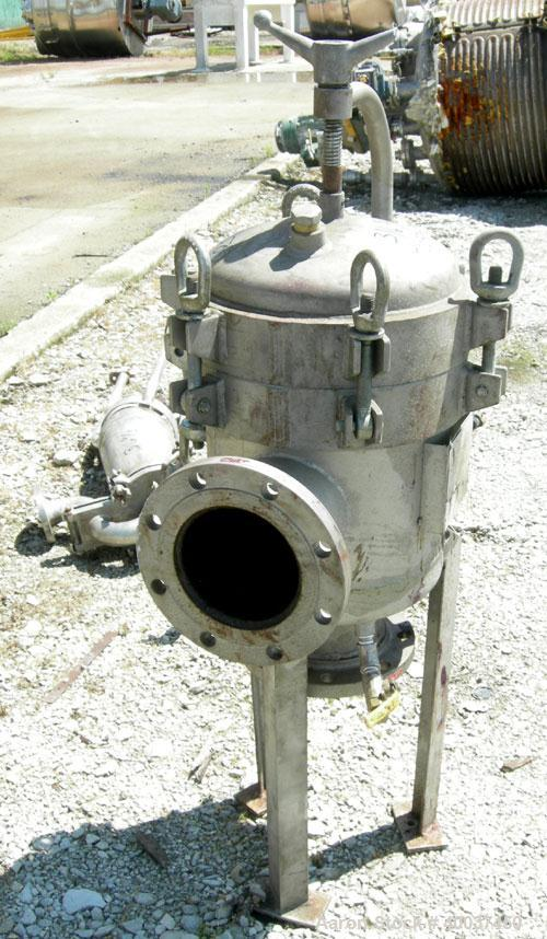 Used- USF Filtration Separators Filter, Model T942970-000