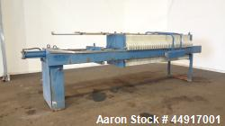 Used- Hoffland Filter Press