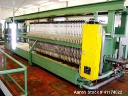 Used- Netzsch Filter Press