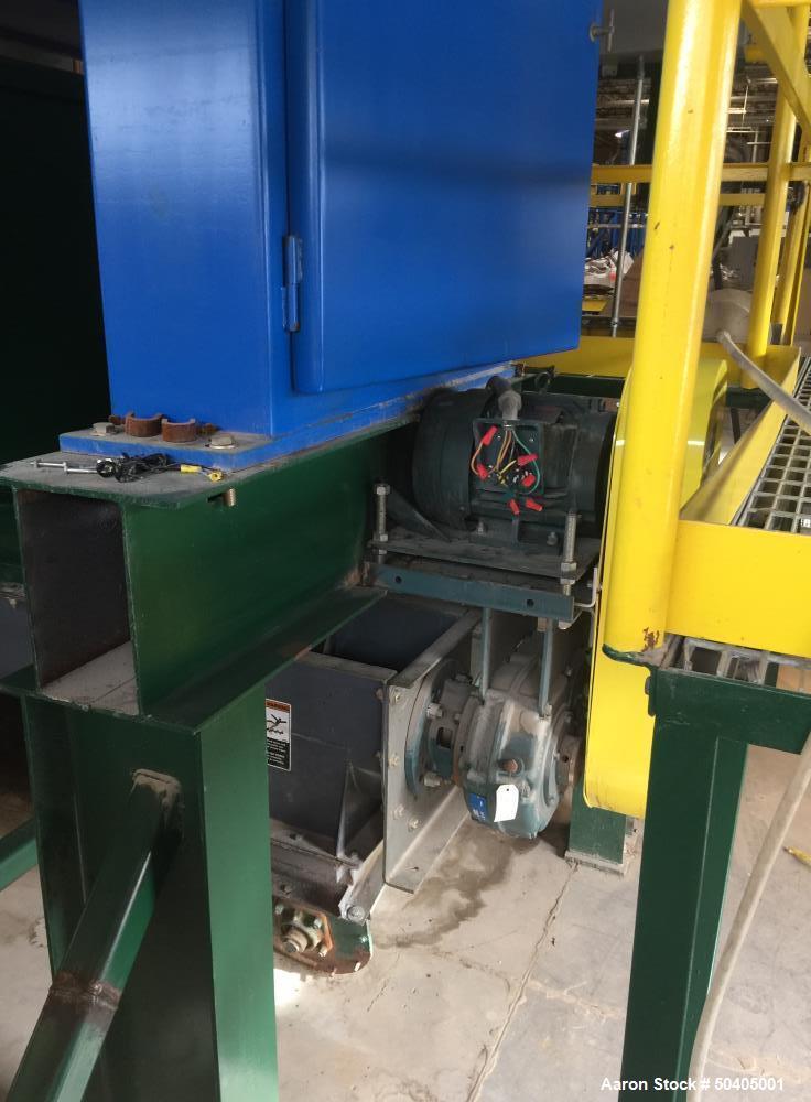 Used- Metchem 1200MM Filter Press