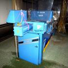 USED: JWI filter press, model 800G32-16/24-8/12DA. (18) 31 1/2