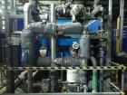 Used-Zhejiang Huazhang Technology 500 Square Meter (Approximately 5380 Square Foot) Membrane Filter Press, Model X AZGQF 500...