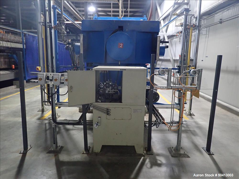 Used Zhejiang Huazhang Technology 500 Square Meter (Approximately 5380 Sqft.)