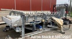 Used-Ashbrook-Simon-Hartley Gravity Belt Thickener.  2 Meter Belt