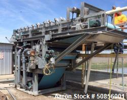 Used- Ashbrook Simon-Hartley Winklepress Belt Filter Press