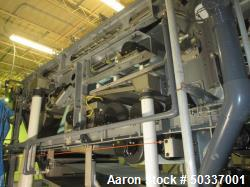 Used- Komline Sanderson Kompress Belt Filter Press System