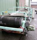 Used- Pannevis Horizontal Vacuum Belt Filter, Type RT