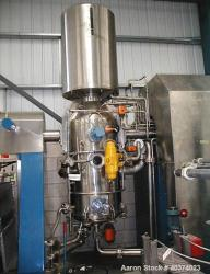 Used- Stainless Steel APV Pasilac Thermovac Vacuum Reactor/Filter/Dryer