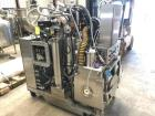 Used- Rosenmund RoLab 0.1 Sq.M. Nutsche Filter Dryer, Agitated. Material is ALLOY 22. Internal and jacket rated 90/FV @ 302 ...