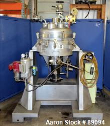 Used- Stainless Steel Filtroba AG Spiral Funda Filter