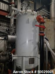 Used- Monarch Separators CETCO Hi-Flow Coalescing Media Filter