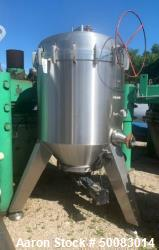 Used- Velo S.P.A. Vertical Leaf & Tank Filter, Model CFV35,