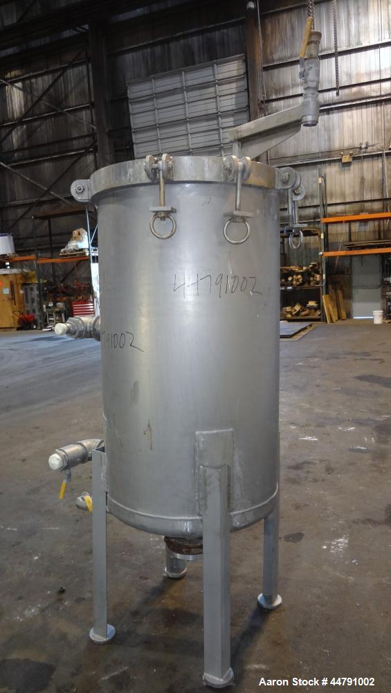 Used- American Plant Equipment Pronto Vertical Plate Filter