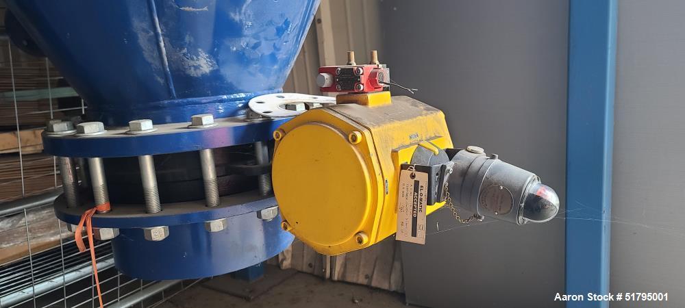 Unused - Sharplex Vertical Pressure Leaf Filter