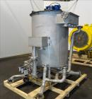 Used- Prime Solution, Model RFP48D, (2) Channel Rotary Disc / Fan Filter.