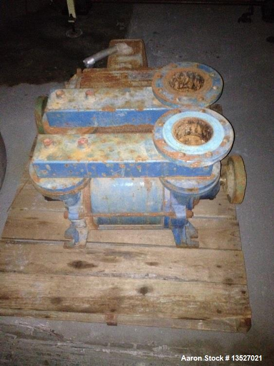 Used- Model 660 Rotary Vacuum Filter System