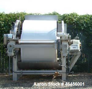 Used- Ametek Rotary Vacuum Filter.