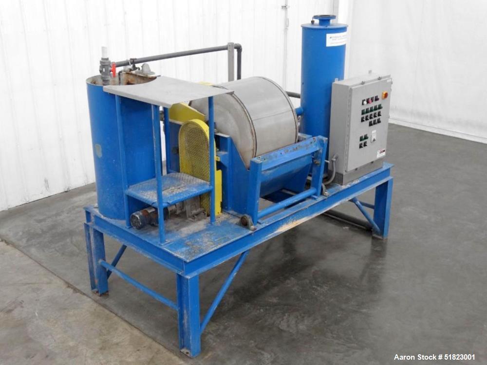 Parkson RVP302 Rotary Vacuum Filter