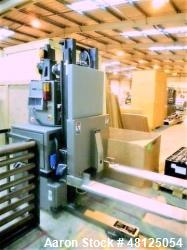 FMC Technologies SGV Battery Electric Driverless Forklift. Model Fork Over Type SGV2000. 1250 kg Ca...
