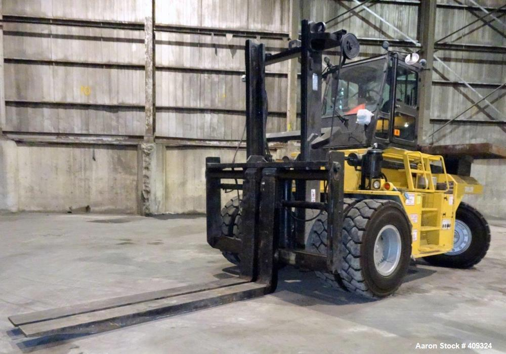 Used- Taylor Forklift, Model T520S01.